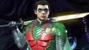 História do Robin Damian Wayne (INJUSTICE 2)