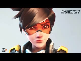 Ow1 tracer to ow2 tracer - devs showing off upgraded graphics engine!