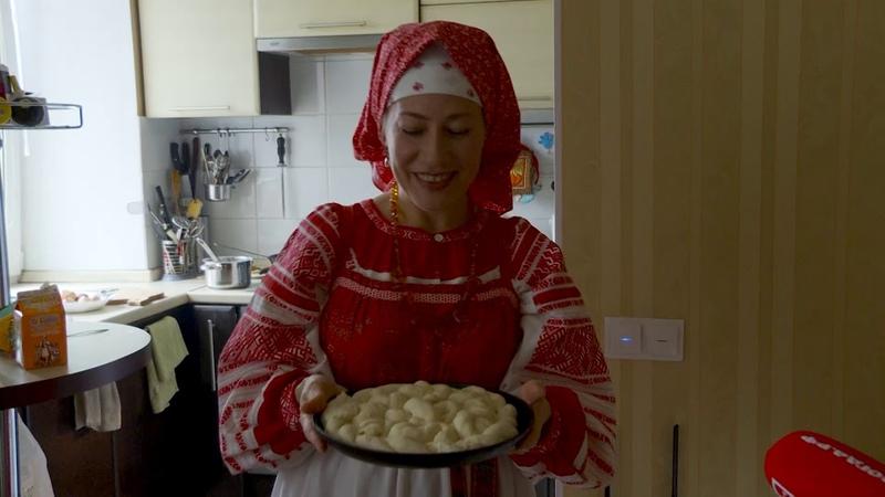 Как приготовить дежень рассказала вологжанка участница нового фотопроекта о национальной кухне