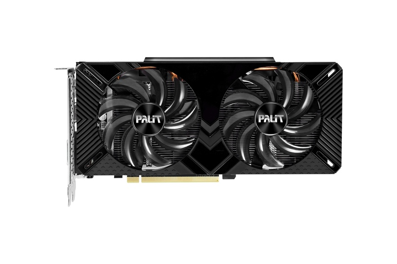 Серия Palit GeForce GTX 1660 SUPER GamingPro