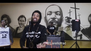 DETROIT ISRAELITE CYPHER ( of Arc/Jubilee/Snipes/Tey Yahawadah/Humble for Yah) - 4th Quarter Cypher Detroit