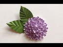 ABC TV How To Make Hydrangea Cards From Shape Punch Craft Tutorial