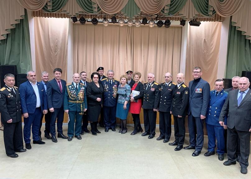 В Подмосковье почтили память Героя России Сергея Фирсова