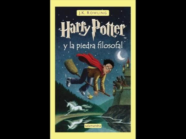 Harry Potter y la Piedra filosofal, de J.K. Rowling. (HP1)
