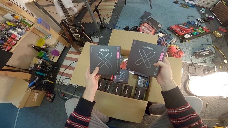 D'Addario и Новый Альбом