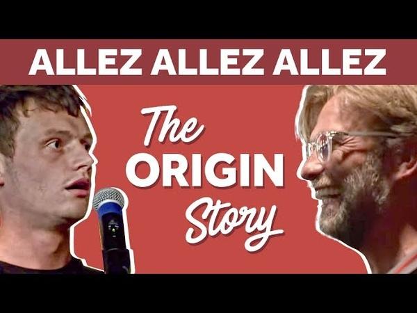 Allez Allez Allez The Origin Story Behind The Liverpool Chant