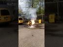 Post Elektro Fahrrad geht in Flammen auf Wählt nicht Grün sondern Vernunft