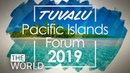 Tuvalu: a tiny nation taking on Australia and the world to fight climate change | ABC News