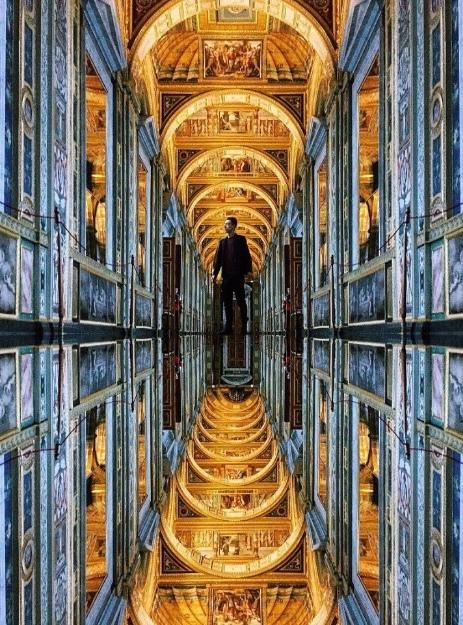 10 залов Эрмитажа с самыми красивыми потолками.