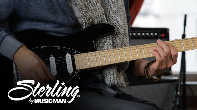 Sterling by Music Man | Silhouette Guitar Demo - Silo3