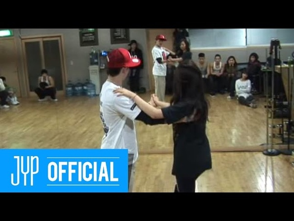 [Undisclosed Clip] Wonder Girls 2PM Nobody Tango ver. for MKMF 2