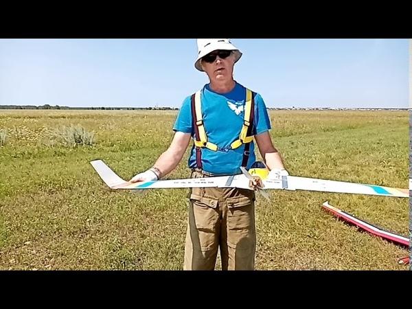 Урок посвящен обзору модели крыла Скайуокер Фалькон 1340mm EPO