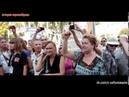 24 августа 2014. Донецк. Пленных Украинских солдат провели в день Парада на «День Независимости»