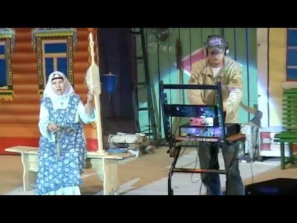 Рузалия апа һәм DJ Rabbah «Наласа авылы җыры» (татарская народная песня remix)