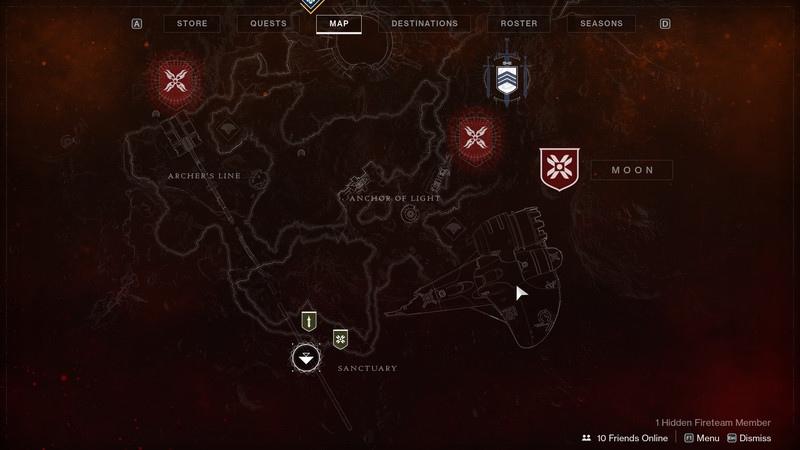 Destiny 2 как найти Топорик Капитана Ралникса
