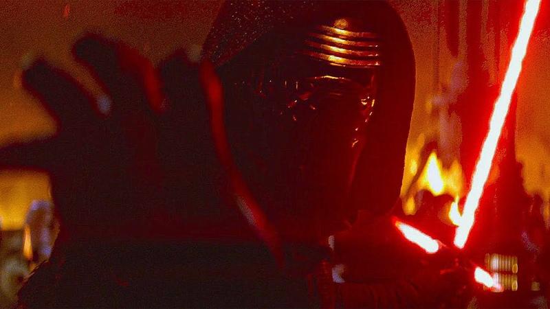 Первое появление Кайло Рена / Я покажу тебе тёмную сторону! Звёздные войны: Пробуждение силы. 2015