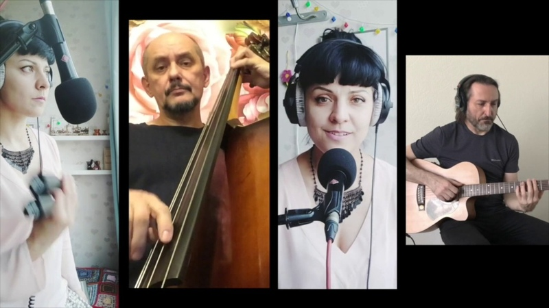 Acoustic Pink Trio Ильдара Казаханова No More Blues