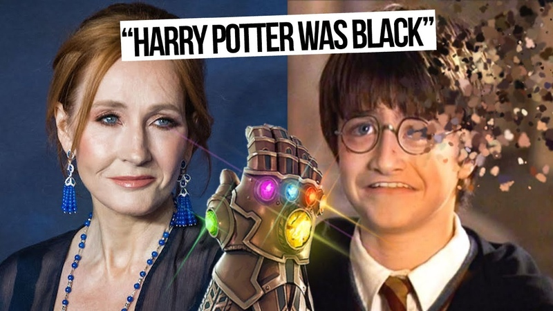 Harry Potter and the JK Rowling Problem