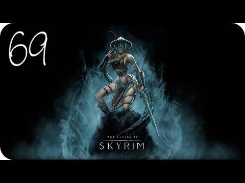 Девичье прохождение игры The Elder Scrolls V Skyrim Часть 69 ♦ Добро пожаловать в Солстхейм
