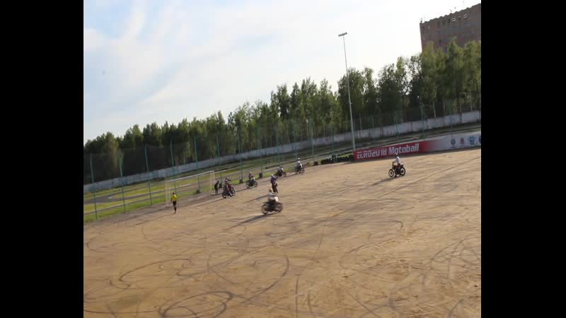 Чемпионат России по мотоболу «Ковровец» - «Комета 2 период 19.07.19
