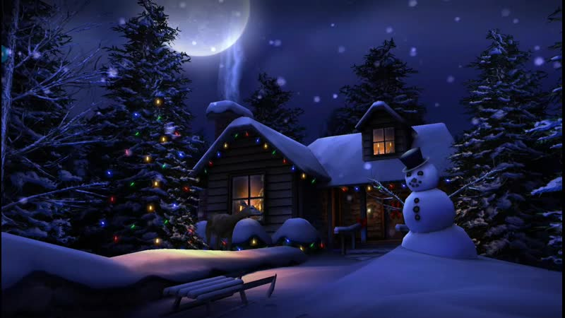 Christmas HD - Живые обои 2
