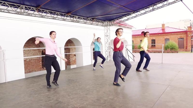 Студия танцев Swing Time Omsk. Solo Jazz