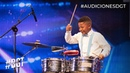 Dylan pone a bailar a Waddys con sus timbales Dominicana´s Got Talent 2019