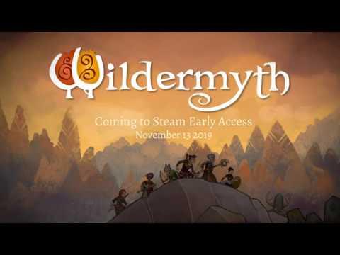 Wildermyth Early Access Trailer