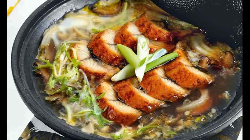 Японское набэ рецепт Кимчи набэ Как готовят японцы Японская кухня