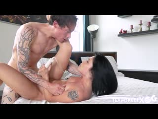 Rina Ellis - Multiple Orgasms Are Not Enough [All Sex, Hardcore, Blowjob, Gonzo]