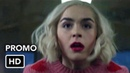 Chilling Adventures of Sabrina Season 4 Date Announcement Promo (HD) Sabrina the Teenage Witch