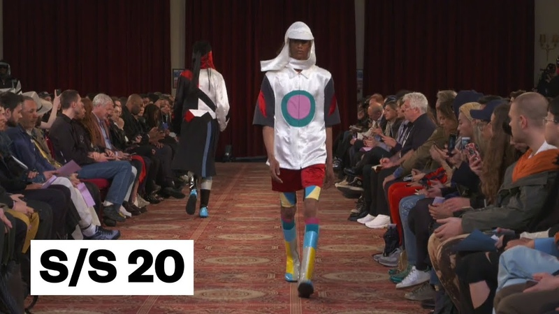 Kiko Kostadinov SpringSummer 2020 | London Fashion Week Mens