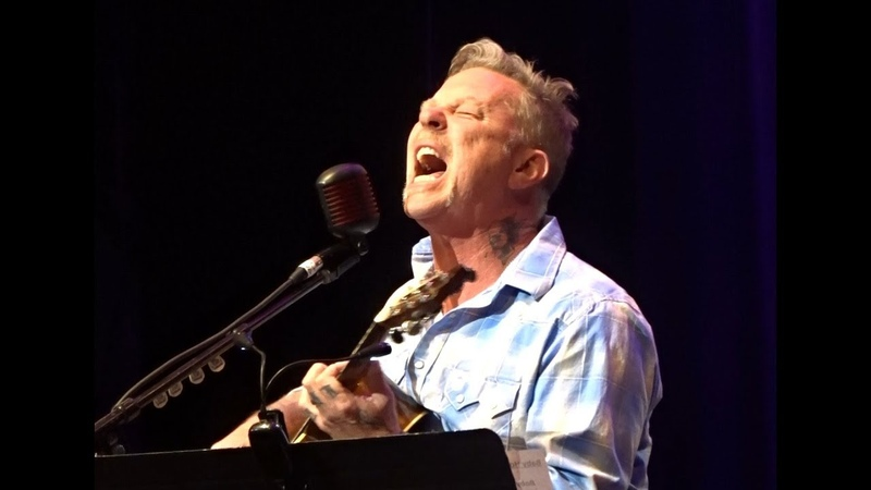 Baby Hold On James Hetfield at Eddie Money Tribute Saban Theater 2 20 2020 Beverly Hills