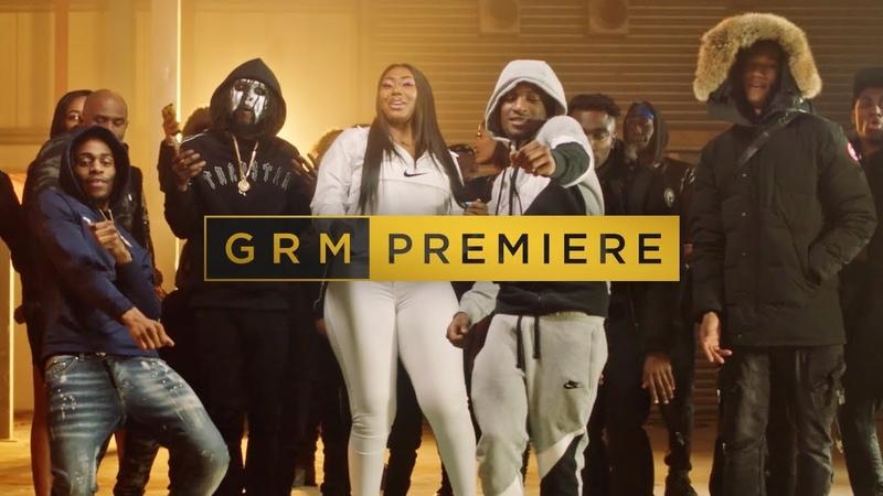 Russ Gun Lean Remix ft Taze LD Digga D Ms Banks Lethal Bizzle Music Video GRM Daily смотреть онлайн без регистрации