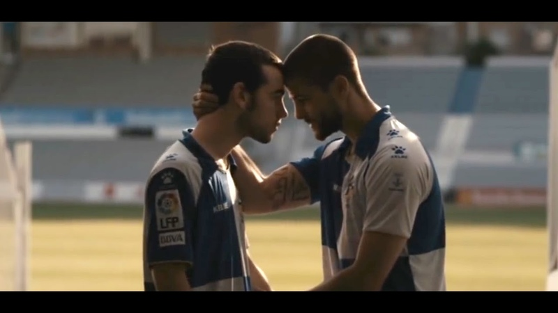 Hero Jordi and Marc Enrique Iglesias RexRed (gay romance)