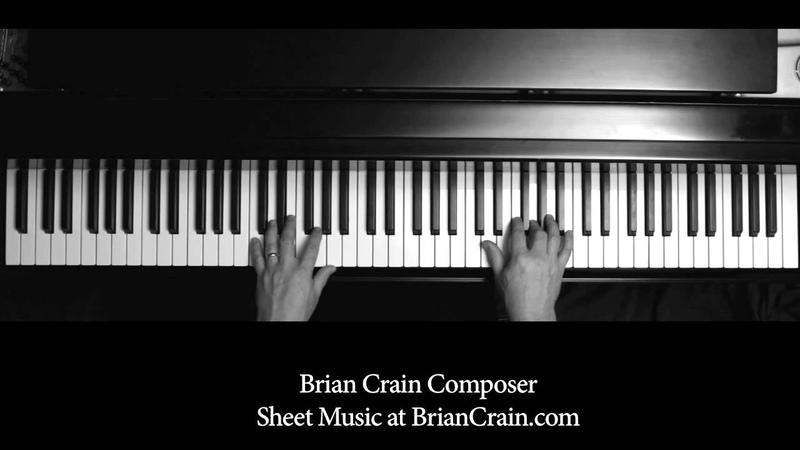 Brian Crain - White Dove (Overhead Camera)