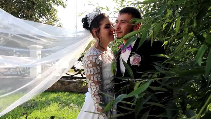 14.09.2019 Зафар и Полина Клип