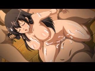Helter skelter hakudaku no mura -04 end [jap + субтитры rus,eng] [cen] (хентай,hentai, bdsm,бдсм, изнасилование,rape, gangbang)