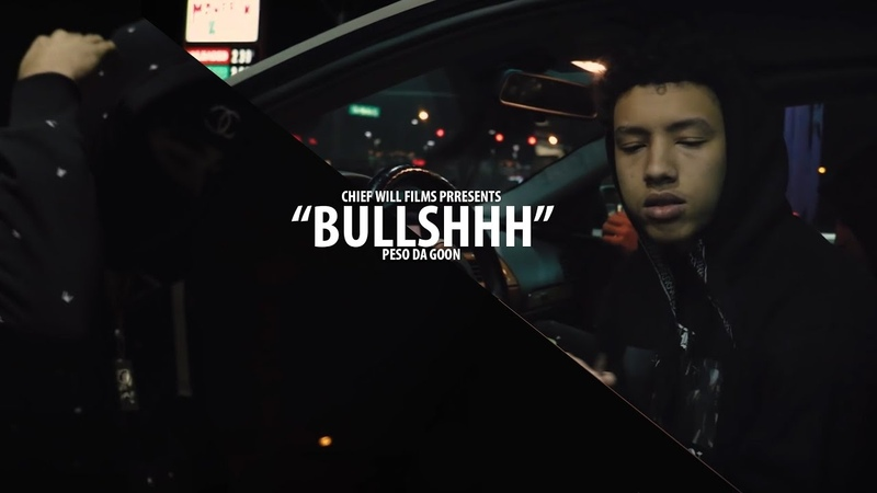 AFN PESO - Bullshhh (Dir. by @chief.will)