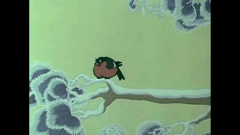 Зимняя сказка (1981 наш мультик) (субтитры)