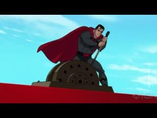 Красный день календаря в сша вышел мультфильм с главным героем советским суперменом