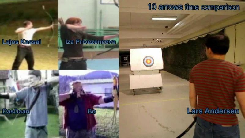 Reinventing the fastest forgotten archery