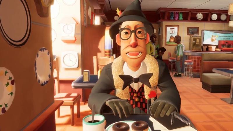 Groundhog Day: Like Father Like Son - Gamescom Trailer