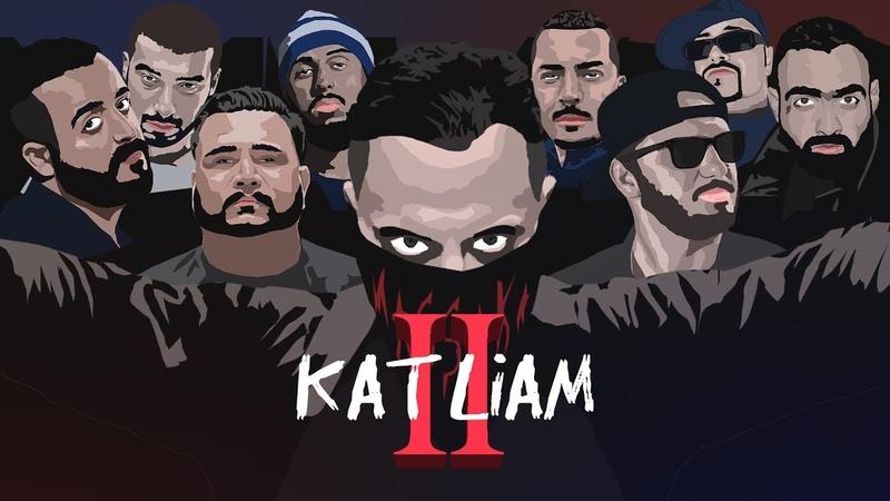 KATLİAM2 ft Massaka Yener Cevik Anıl Piyancı Contra Sansar Salvo Velet Monstar Gekko Defkhan