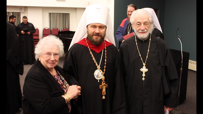 Жид Гриша Дашевский учась в Оксфорде был завербован Западом Ряженый в митрополита Илариона кардинал уничтожает Правосла