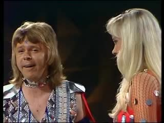 "ABBA - ""Honey Honey"" 1974 год"