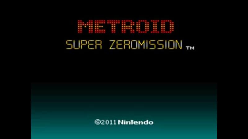 Super Metroid Zero Mission V23-SNES-
