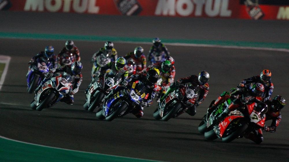 Катар, этап 13 - результаты первой гонки