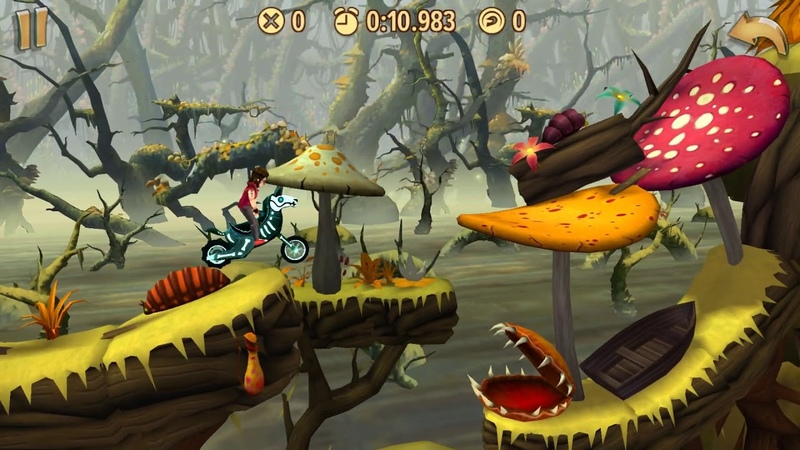 Trials Frontier WRs - Flora Crossing / Crazy (19.437) by AurisTFG (Android)