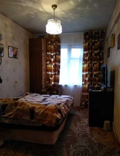 квартира в панельном доме Серго Орджоникидзе 13
